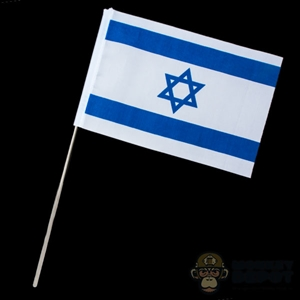 Flag: DamToys Israel Flag