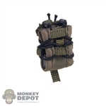Holster: DamToys Single Taco Mag Pouch (Ammo not included)
