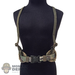 Belt: DamToys Tactical MOLLE Belt (A-Tacs FG)