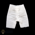 Bottoms: DamToys White Sheer Underwear