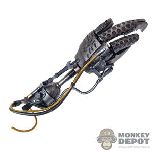 Hand: DamToys Articulated Mechanical Limb