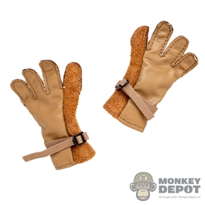 Gloves: DamToys Rappelling Gloves