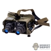 Goggles: DamToys AN/PVS-5 Night Vision Goggles