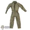 Uniform: DamToys CWU-27/P Nomex Flight Suit