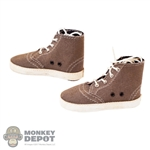 Boots: DamToys Seal Coral Boots