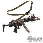 Rifle: DamToys MP5N SMG w/Light