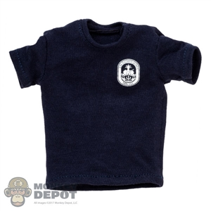 Shirt: DamToys Navy T-Shirt
