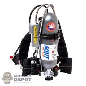 Tank: DamToys Air-Pack System w/Harness