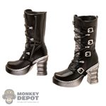 Boots: DamToys Female Molded Boots