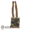 Ammo: DamToys Speed Double Pistol Pouch (Multicam)