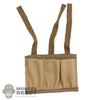 Ammo: DamToys Speed Triple Mag Pouch (Tan)