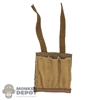 Ammo: DamToys Speed Triple SMG Pouch (Tan)
