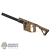 Rifle: DamToys Vector Submachine Gun w/Silencer
