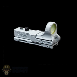 Sight: DamToys C-More Red Dot Sight (Alpine White)