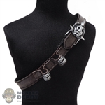 Holster: DamToys Crossbody Leatherlike Pistol Holster