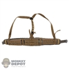 Belt: DamToys Tactical MOLLE Belt w/Harness