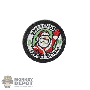 Insignia: DamToys Santa Claus Patch