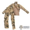 Uniform: DamToys Combat Uniform (Desert Flecktarn)