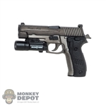 Pistol: DamToys MK24 Pistol w/Light
