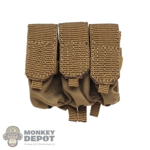 Pouch: DamToys Triple M4 Mag Pouch