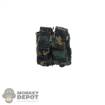 Pouch: DamToys Double Pistol Mag Pouch (Ammo Not Included)