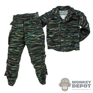 Uniform: DamToys Chinese People's Armed Police Force
