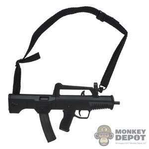 Rifle: DamToys QCQ-05 Submachine Gun