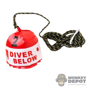 Tool: DamToys Diving Surface Marker w/Rope