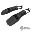 Shoes: DamToys Mens Jet Fins