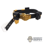 Belt: DamToys Molded Dredd Belt Pouches & Drop Leg Pistol Holster