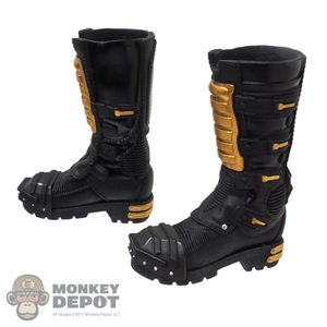 Boots: DamToys Justice Judge Molded Boots