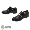 Shoes: DamToys Mens Molded Dress Shoes