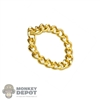 Tool: DamToys Mens Gold Bracelet