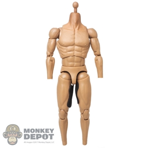 Figure: DamToys Muscle Body w/Neck Post (Lighter Tone)