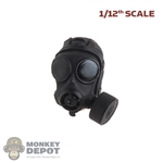 Head: DamToys 1/12th Head w/Black Balaclava & Gas Mask