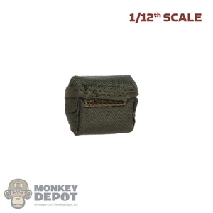 Bag: DamToys 1/12th Mens Green Butt Pack