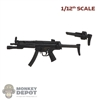 Rifle DamToys 1/12th MP5 w/Extra Stock