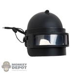 Helmet: DamToys Mens RYS'-T Helmet w/Headset Connector