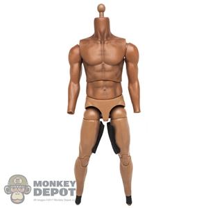 Monkey Depot - Figure: LIM Toys Muscular Body w/Wrist Pegs