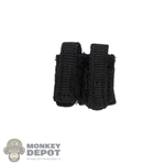 Pouch: DamToys Black Double 40mm Grenade Pouch