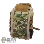 Bag: DamToys Female CP Camo Tactical Backpack