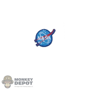 Insignia: DamToys Nasa Patch (Peel n Stick)
