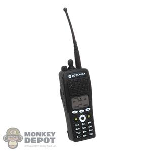 Monkey Depot - Radio: DamToys Green VX Radio w/Peltor