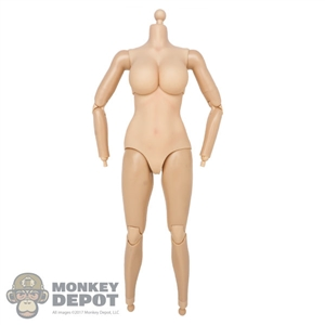 Figure: DamToys Female Base Body w/Pegs