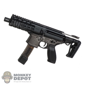 Rifle: DamToys SIG MPX-K Submachine Gun
