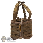 Vest: DamToys Female Coyote Brown Tactical Vest