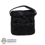 Bag: DamToys Black Sundries Bag