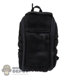 Bag: DamToys Female Black Tactical Backpack