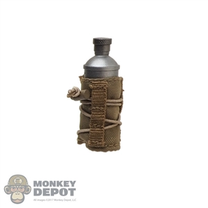 Bottle: DamToys Flask w/Pouch