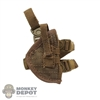 Holster: DamToys Coyote Brown Drop-Leg Holster